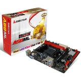 BIOSTAR Motherboard Socket FM2 / FM2+ [A58ML] - Motherboard AMD Socket FM2 / FM2+